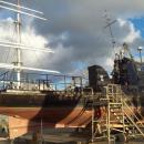 Hajózási kiállítás Finnországban