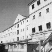 A debreceni börtön épülete