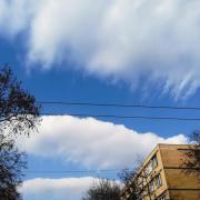 A humilis felhők