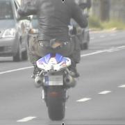 Egykerekező motoros