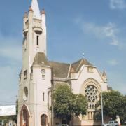 Árpád téri templom