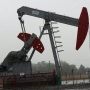 Az olajbányászat egyik jellegzetes gépe
