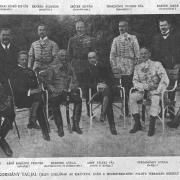 A Teleki-kormány 1920-ban
