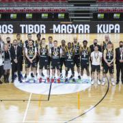 A DEAC felnőtt a legnagyobb kihíváshoz is  Fotó: DEAC Kosárlabda