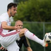 Tabakovics sokáig nem fog pályára lépni   Fotó: HAON