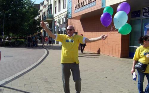 Simon Gyula szólója a remek hangulatról árulkodott