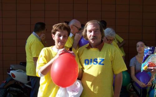 Székely Ildikó (13-as kerület) és Somogyi Ferenc