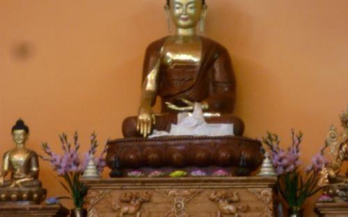 Buddha szobra