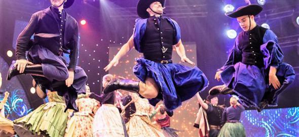 Jelenet a Fölszállott a páva elődöntőjéből  Fotó: Facebook