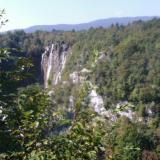 A Plitvicei Nagy vízesés